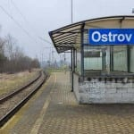 Stanice Ostrov n.Oslavou