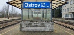 Vlakem do Ostrova nad Oslavou