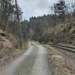 Na vlak v Radosticích