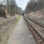 Vlaková zastávka Radostice