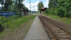Frýdlant nad Ostravicí zastávka