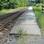 Vlaková Zastávka ve Frýdlantu nad Ostravicí