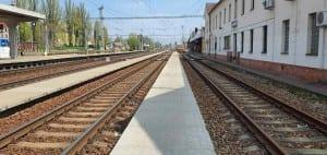 Jak se vyznat na nádraží v Hodoníně, 1. nástupiště