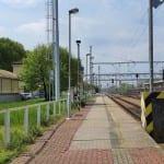 Hodonín nádraží, 5. nástupiště