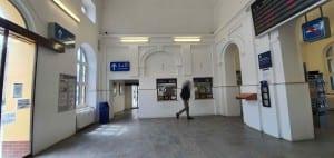 Česká nádraží Hodonín