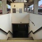 Nádraží v Hodoníně, nástupiště 3