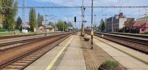 Jak se vyznat v Hodoníně na nádraží