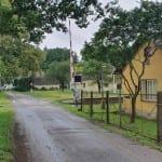 Kudy na vlak v obci Majdalena