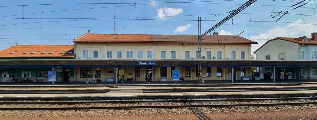 Otrokovice nádraží