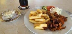 Hodnocení nádražní restaurace v Otrokovicích