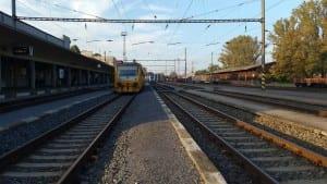 Prostějovské hlavní nádraží