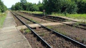 Foto a popis nádraží Pržno