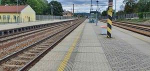 Rokycany nádraží, 3. nástupiště