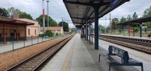 Rokycanské 2. nástupiště
