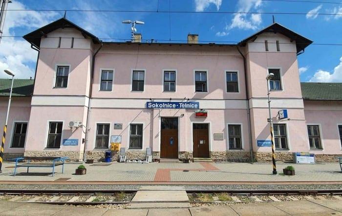 Železniční stanice Sokolnice-Telnice
