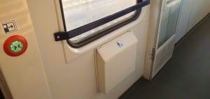 Ulička vozu Bmz 224
