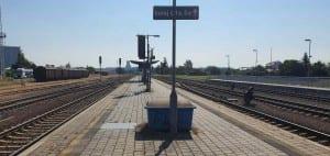 Do Kroměříže vlakem