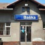Nádraží Baška