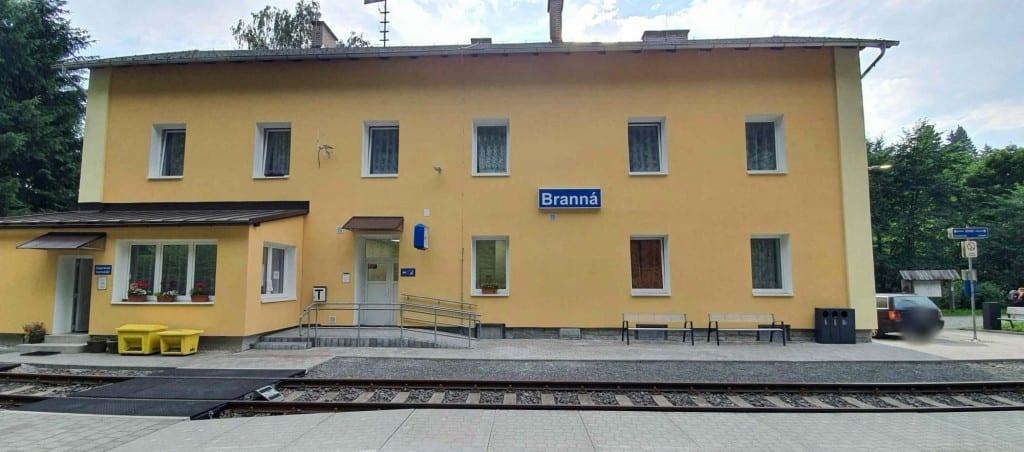 Branná nádraží