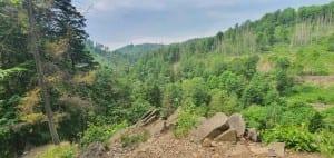 Naučná stezka Údolím Bystřice