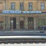 Služby na nádraží v Domašově nad Bystřicí