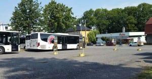 Autobusové nádraží Frenštát pod Radhoštěm