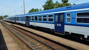Frenštát pod Radhoštěm vlakem