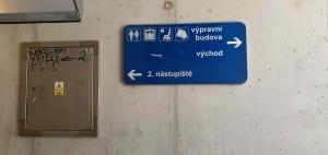 Soběslav podchod