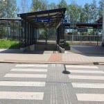 Kudy na vlak v Soběslavi