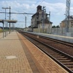 Soběslav vlakem