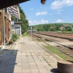 Nemotice vlakem