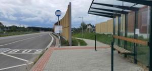 Autobus do Skleného nad Oslavou