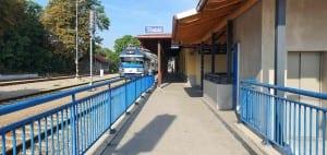 Třebíčské nádraží