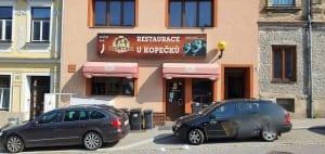 Restaurace U Kopečků Třebíč