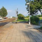 Kudy na vlak ve Vracově