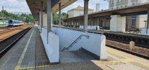 Choceň, 2. nástupiště
