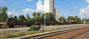 Gänserndorf train station