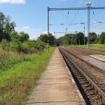 Kudy na vlak v Ivanovicích na Hané