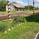 Kudy na vlak. Ivanovicích na Hané