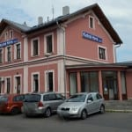 Kutná Hora kudy na vlak