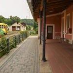 Nádraží Kutná Hora město čekárna