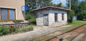 Kudy na vlak v Nemoticích