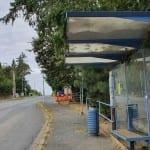 Střelice, zastávka autobusu, Vršovice