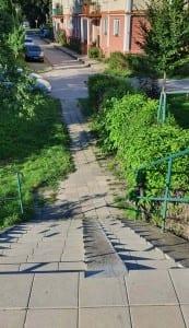 Kudy na zastávku ve Zlíně Dlouhá