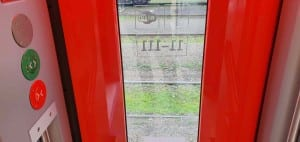 Dveře vozu Ampz 894 InterJet