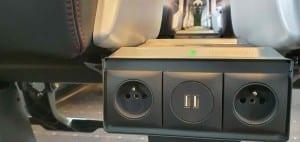Sedadla vozu InterJet Ampz 894